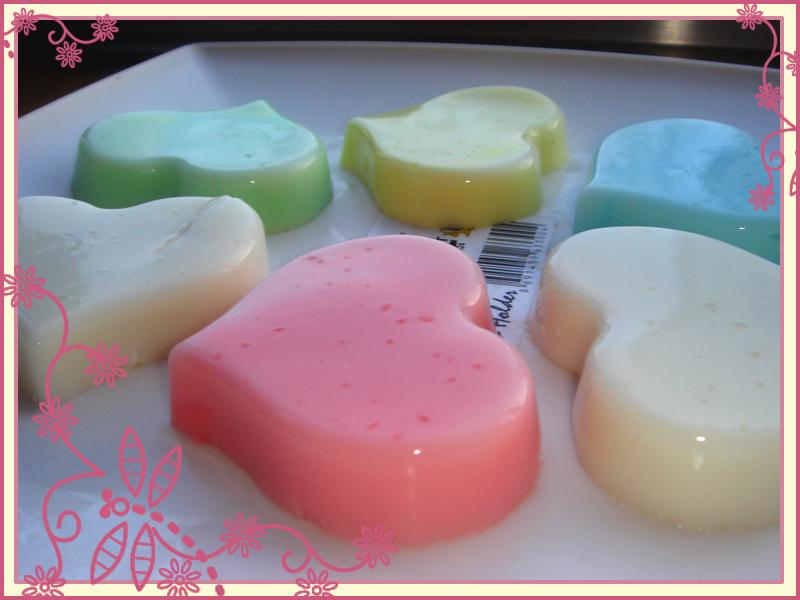 Мыло желе из желатина
